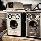 Old Cameras by CollinScott