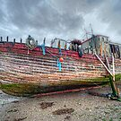 Abandoned Boat by JPassmore