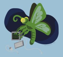 Computer Bug by dinoneill