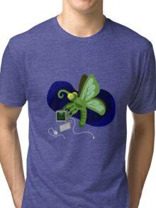 Computer Bug Tri-blend T-Shirt