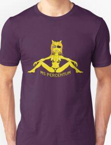 Ms. Percentum T-Shirt