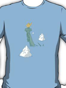 Dirty weather - Threadless challenge  T-Shirt
