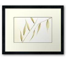 The Art of Zen Framed Print