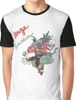 Tengu Karasu Graphic T-Shirt