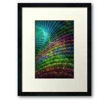 Spectrum's Spirit Framed Print