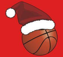 Christmas Basketball One Piece - Short Sleeve