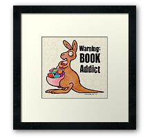 Love Books Framed Print