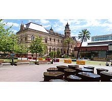 The Mortlock Library! North Terrace, Adelaide, Sth. Aust. Photographic Print