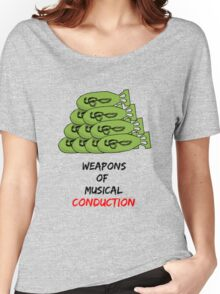 Weapons Of Musical Conduction Women's Relaxed Fit T-Shirt