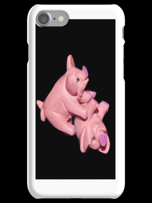 ♥ ˚ • ★ *˚ .ღ 。MAKIN BACON PIGS IPHONE CASE ♥ ˚ • ★ *˚ .ღ 。 by ✿✿ Bonita ✿✿ ђєℓℓσ