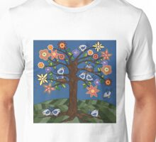 BIRDIE TREE T-SHIRT Unisex T-Shirt