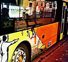 Bus by margz
