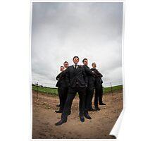 Groom's Men Poster