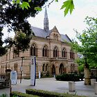 &#x27;The Mitchell Building&#x27; Adelaide Original Uni., bldg. North Terrace. by Rita Blom