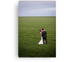 Mr and Mrs Shepherd Canvas Print
