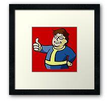 Gabe Boy Framed Print