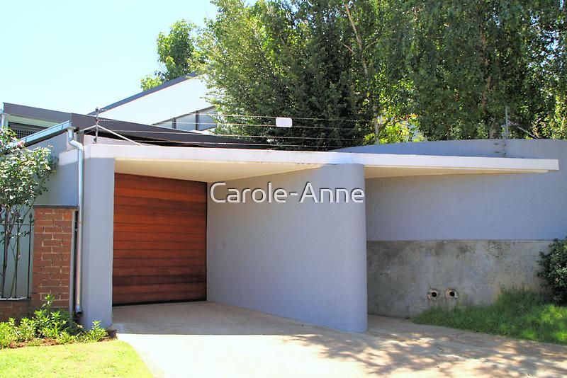 Arch Bishop Tutu's House, Soweto, Johannesburg by Carole-Anne