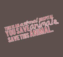 SAVE THE ANIMALS (2) by saltnburn