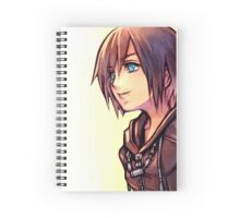 XIV 'THE NON-EXISTANT PUPPET' - KINGDOM HEARTS XION NOTEBOOK Spiral Notebook