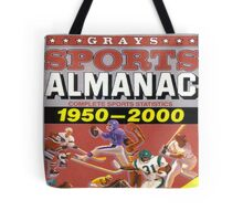 BTTF FRONT COVER ALMANAC Tote Bag