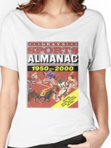 BTTF FRONT COVER ALMANAC Women's Relaxed Fit T-Shirt