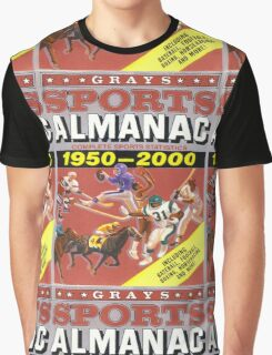 BTTF FRONT COVER ALMANAC Graphic T-Shirt