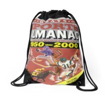 BTTF FRONT COVER ALMANAC Drawstring Bag