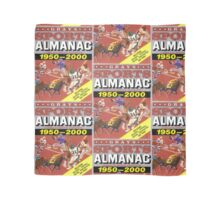 BTTF FRONT COVER ALMANAC Scarf