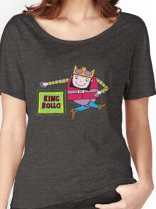 King Rollo Women's Relaxed Fit T-Shirt