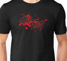 FATAL FURY Blood Splatter T  Unisex T-Shirt