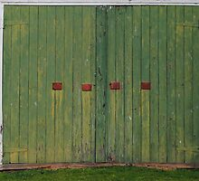 Coppers Doors - Rosedale, Victoria by Heather Samsa
