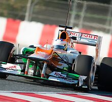 Paul di Resta by SHUTTERBLADE