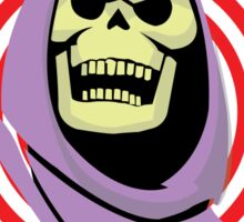 Hypnotic Skeletor Sticker