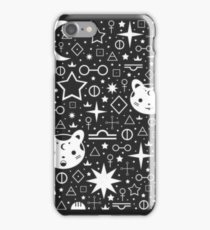 Alchemical Star Kittens iPhone Case/Skin
