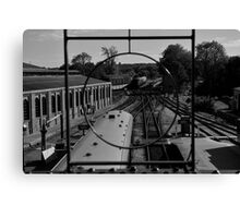 Sheffield Park Station Canvas Print