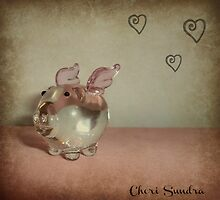 Angel Pig by Cheri Sundra
