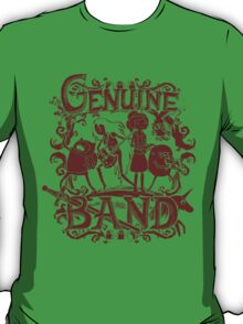 Genuine Band T-Shirt