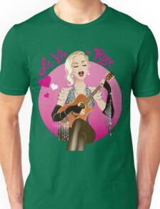 Pink lady Unisex T-Shirt