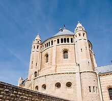 Jerusalem, Hagia Maria Sion Abbey (Dormition Abbey)  by PhotoStock-Isra
