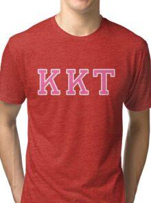 Scream Queens: Kappa Kappa Tau Tri-blend T-Shirt