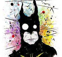 Batman by Daniel Savoie
