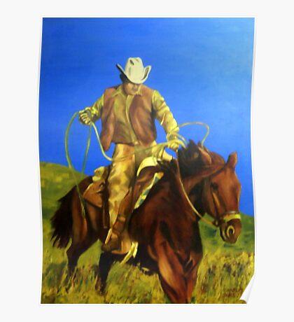 Marlboro Man Poster
