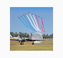 The Red Arrows Salute The Vulcan Unisex T-Shirt