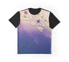 Sky Lilies Graphic T-Shirt