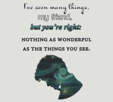 I've Seen Many Things | Doctor Who by Michael Audet
