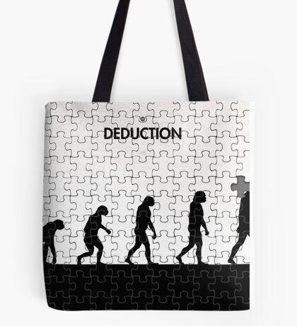 99 Steps of Progress - Deduction Tote Bag