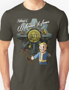 Fallout 4 Merch T-Shirt