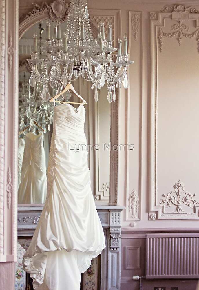 It's All About The Dress by Lynne Morris