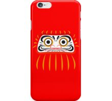 Japan 1 - Daruma iPhone Case/Skin