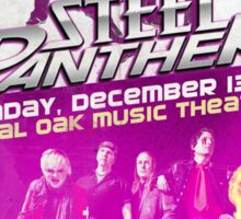 AA-Steel Panther Sticker